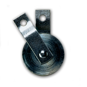 Steel Strap Pulley 2 1 2 Quot