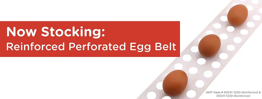 Egg & Manure Belts