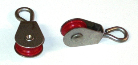 Pulley 7 8 Stainless Steel Nylon Swivel