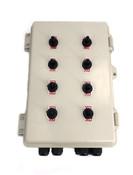 control box, master control box, electric winch control box